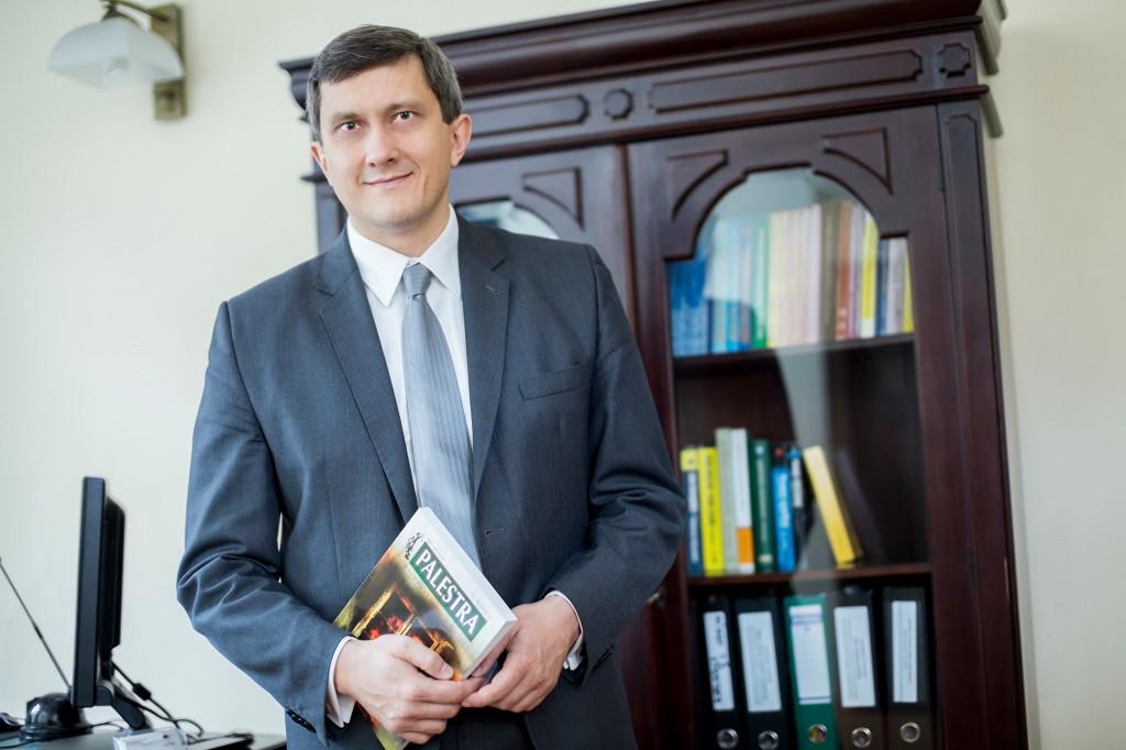 Adwokat Krzysztof Pawelski